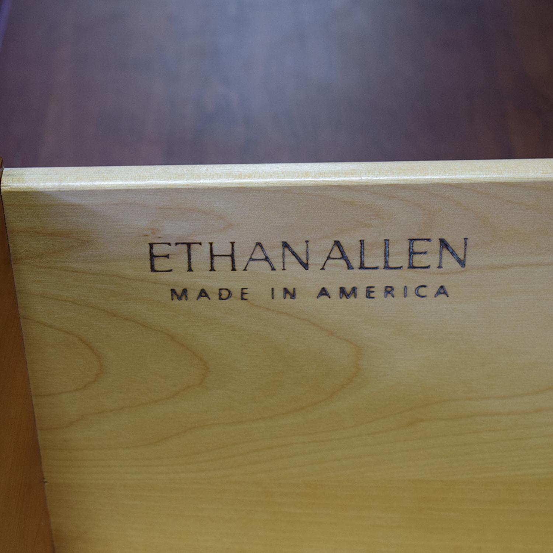 Ethan Allen Ethan Allen American Impressions Entertainment Unit price