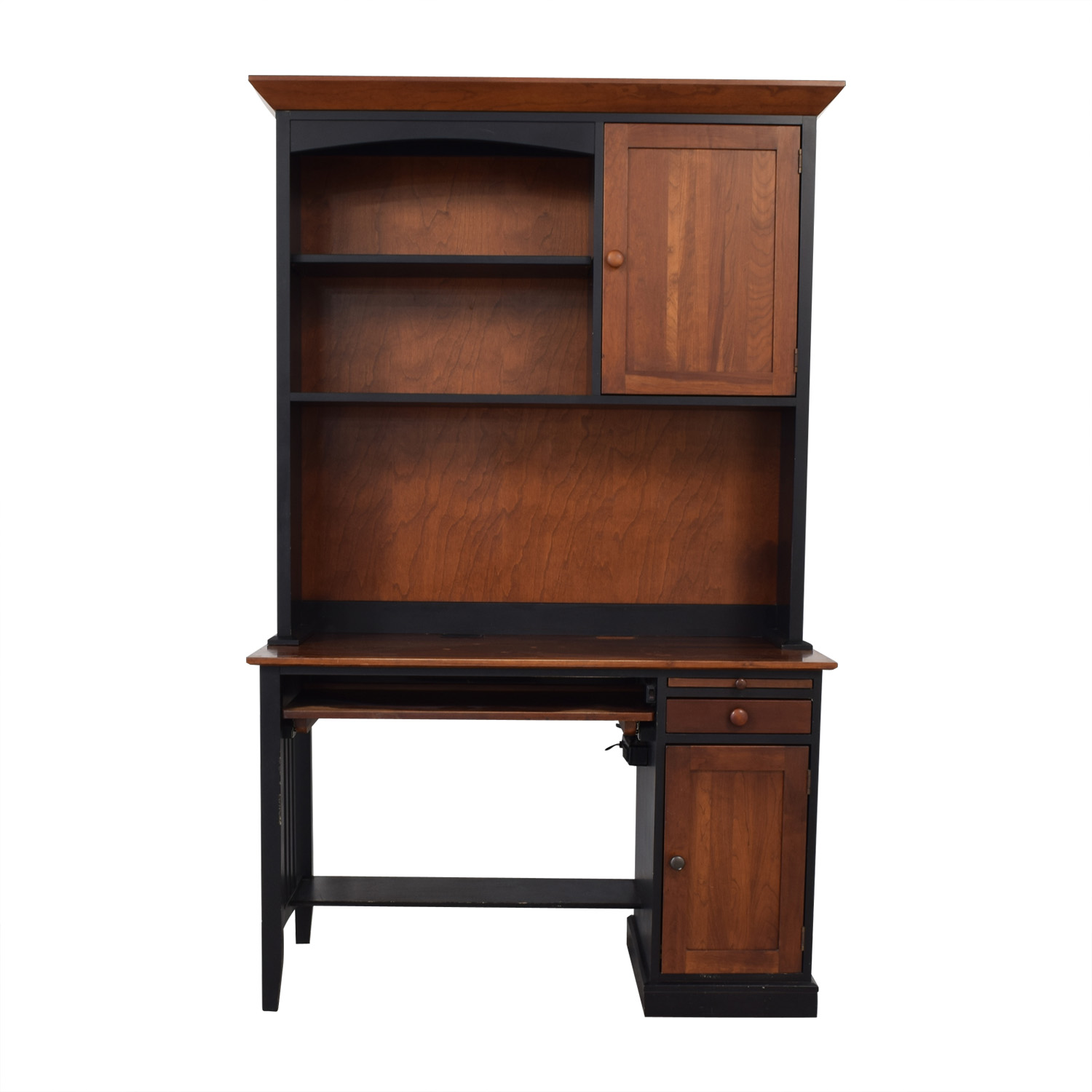 Ethan Allen Ethan Allen Computer Desk With Hutch nyc