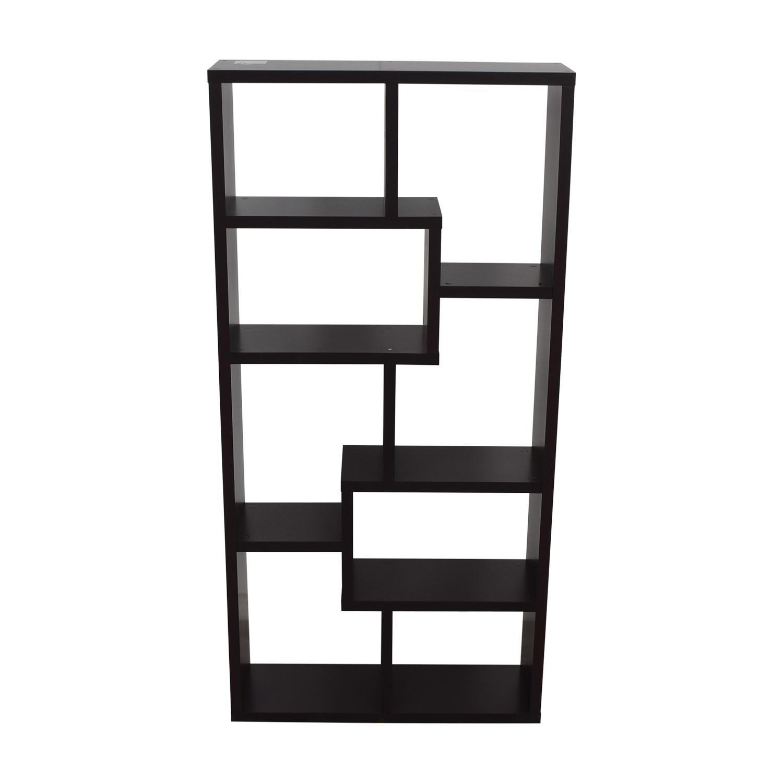 AllModern AllModern Geometric Bookcase coupon