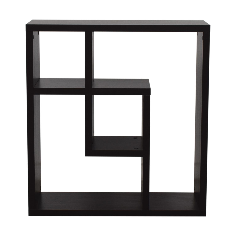 buy AllModern AllModern Geometric Bookcase online