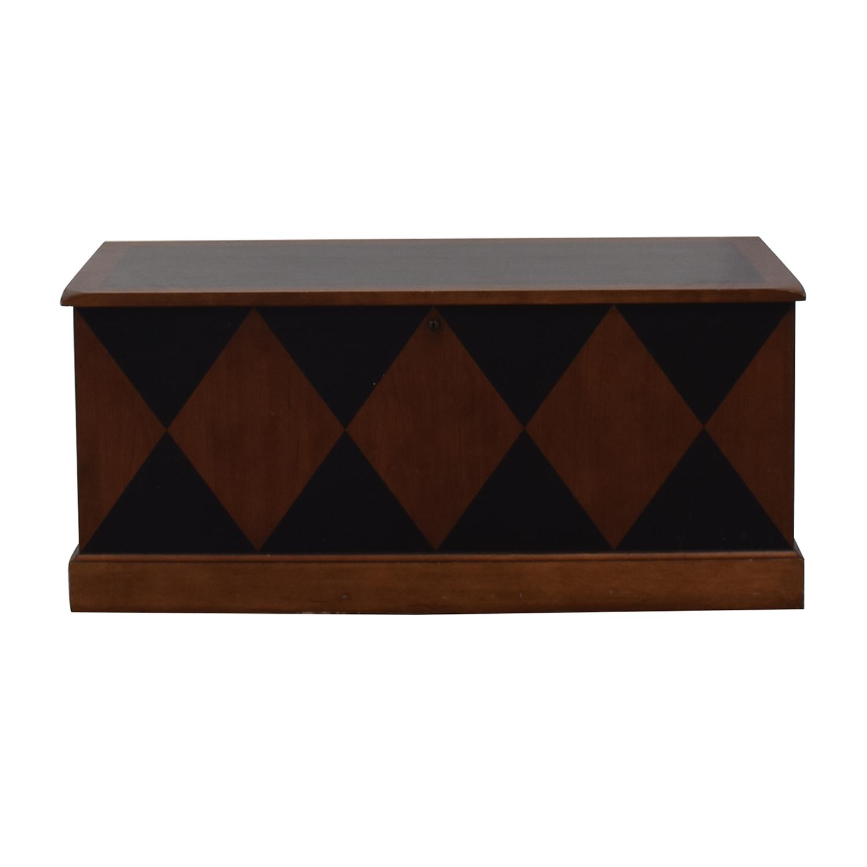 Lane Furniture Lane Furniture Diamond Checkerboard Cedar Chest Storage