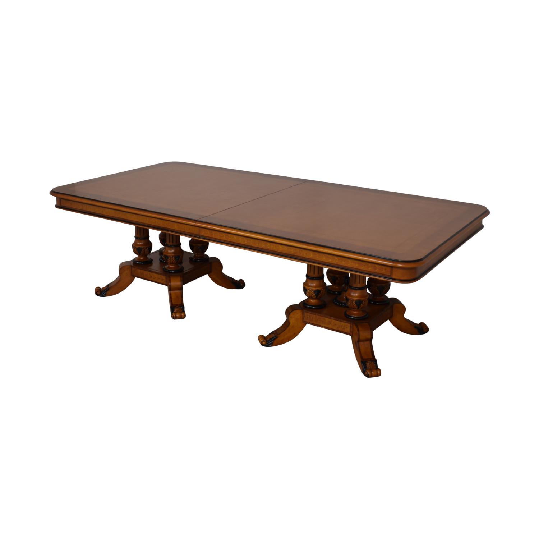 shop Italian Maker Dining Room Table  Tables