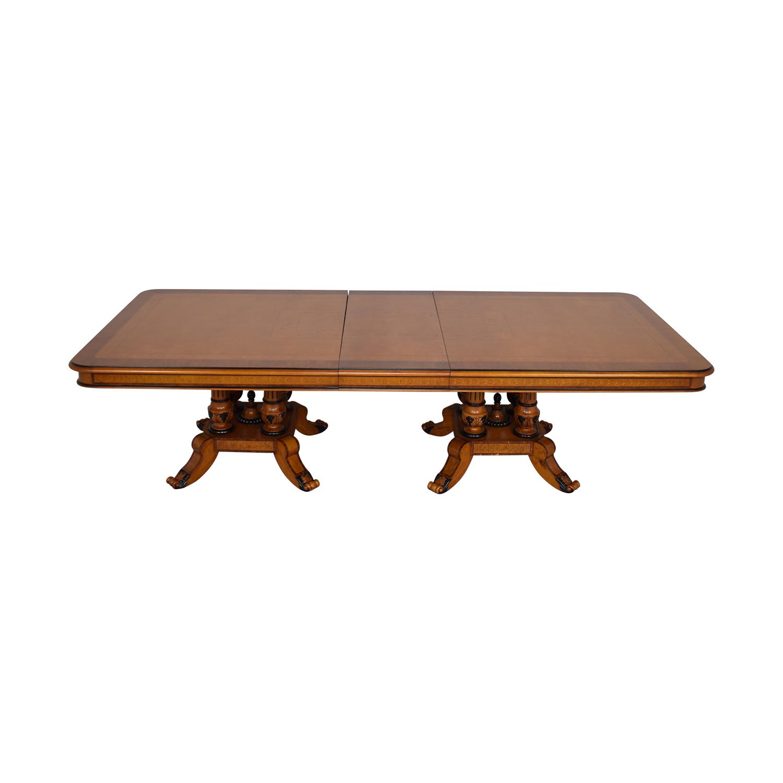 buy Italian Maker Dining Room Table  Dinner Tables