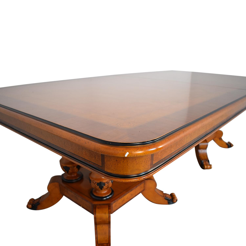 buy  Italian Maker Dining Room Table online