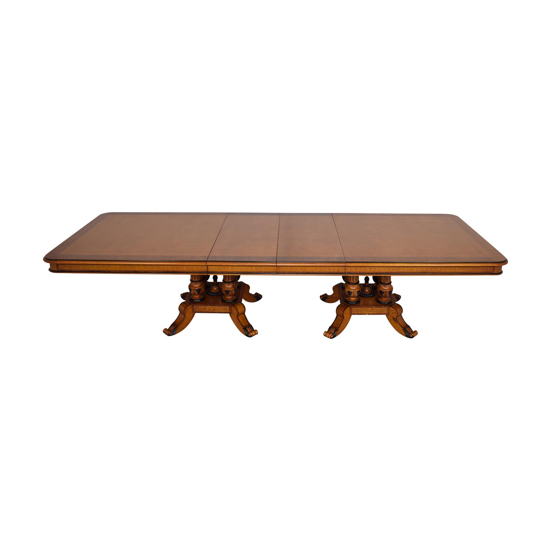 Italian Maker Dining Room Table used