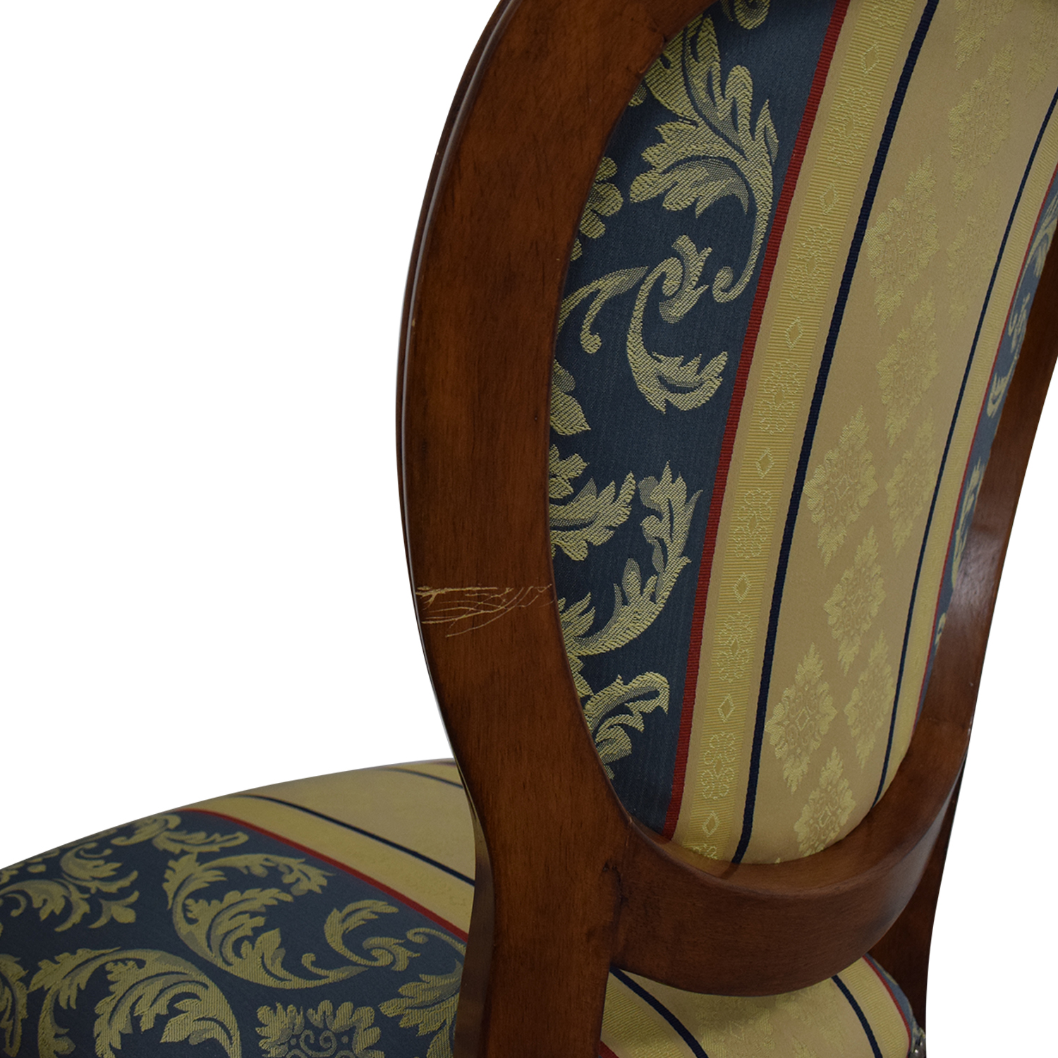 Vintage Upholstered Dining Chairs nj