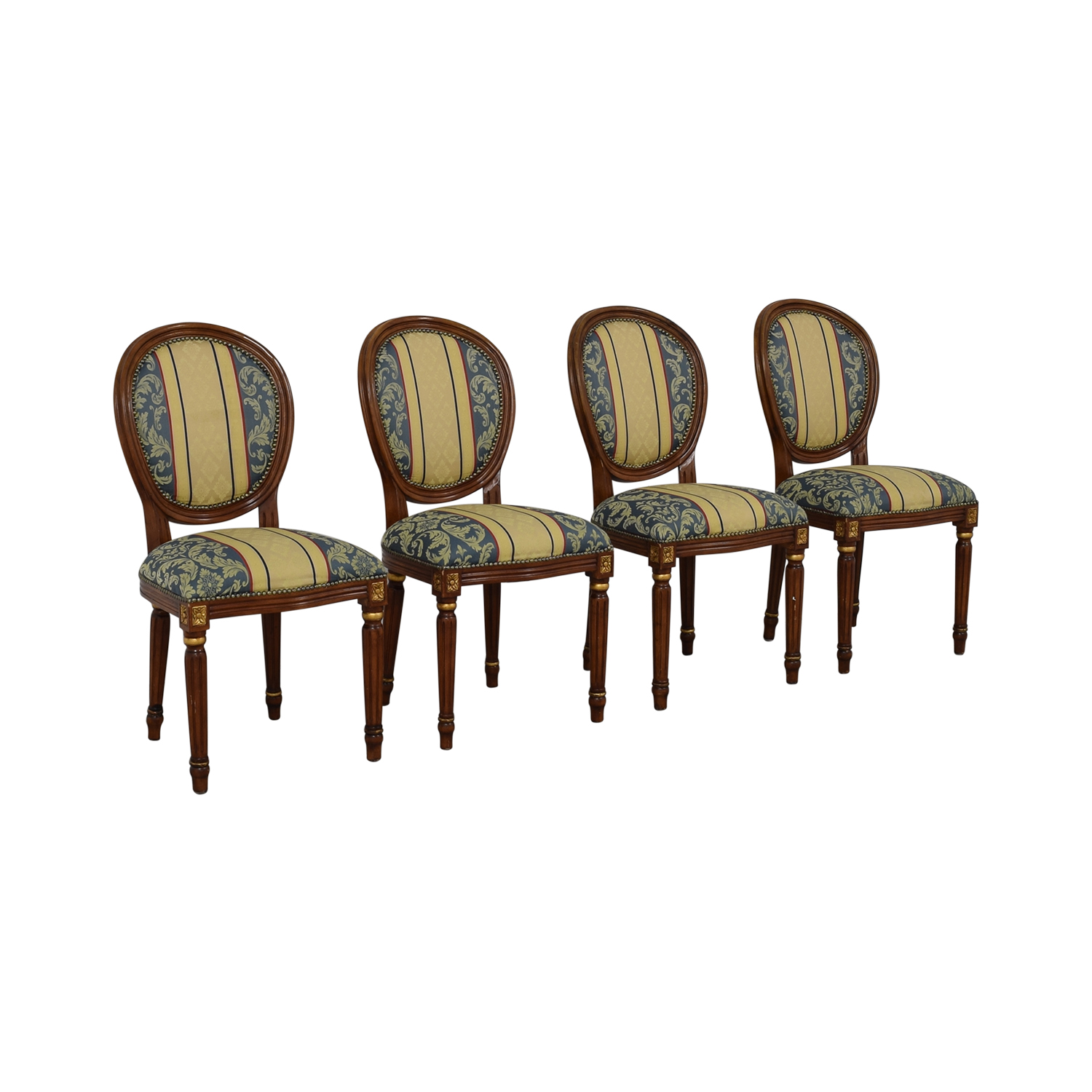 shop  Vintage Upholstered Dining Chairs online