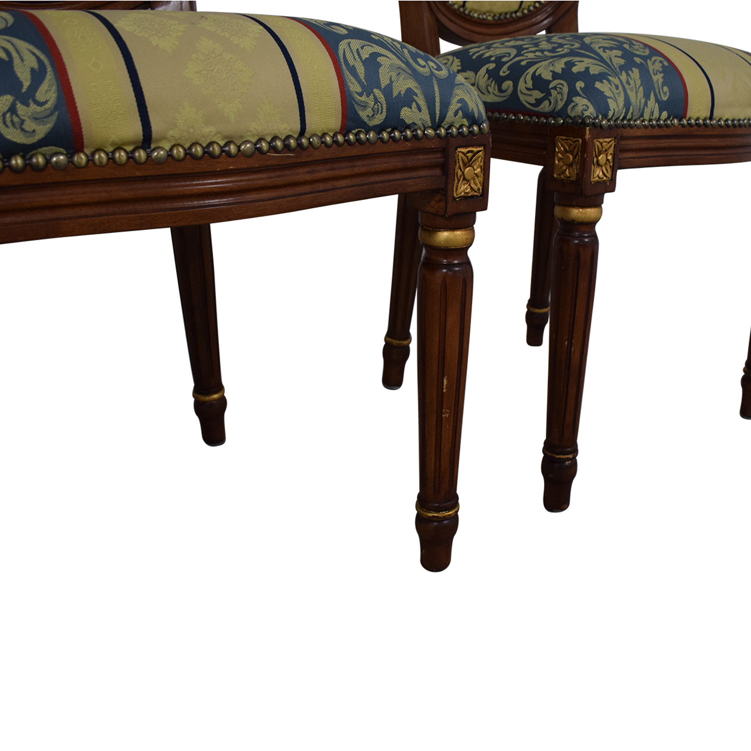 shop Vintage Upholstered Dining Chairs