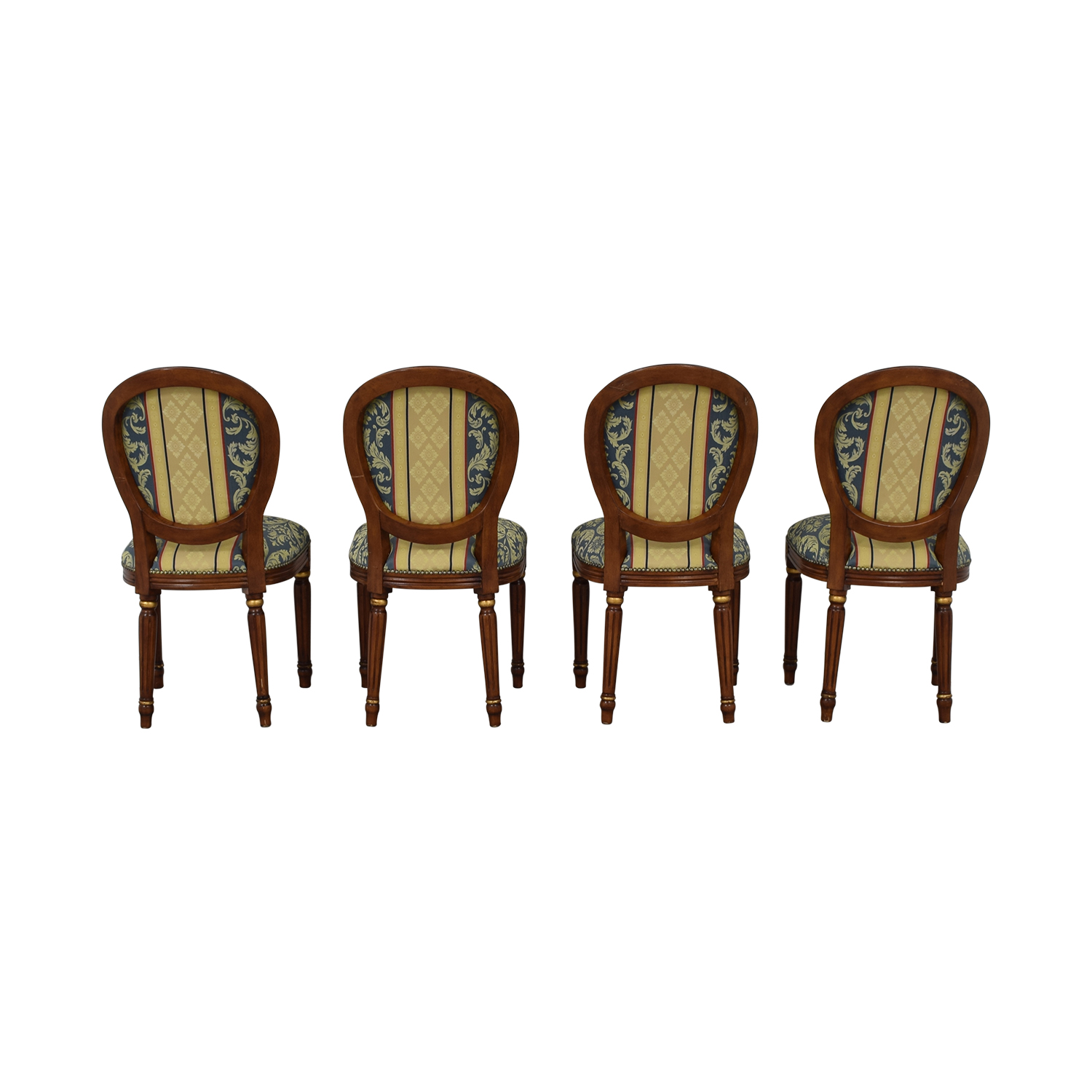 buy  Vintage Upholstered Dining Chairs online