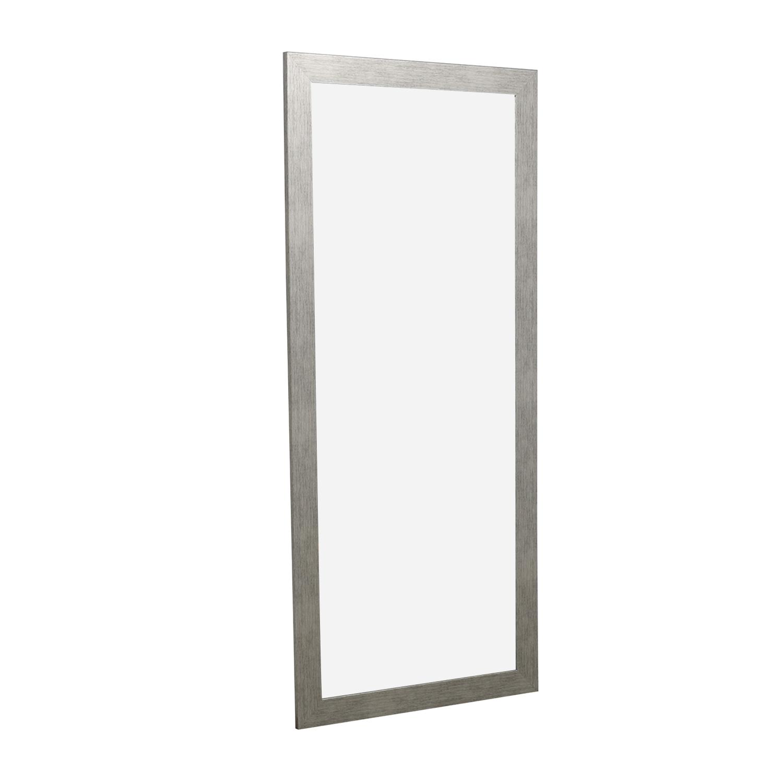 Brandt Furniture Framed Floor Mirror / Mirrors