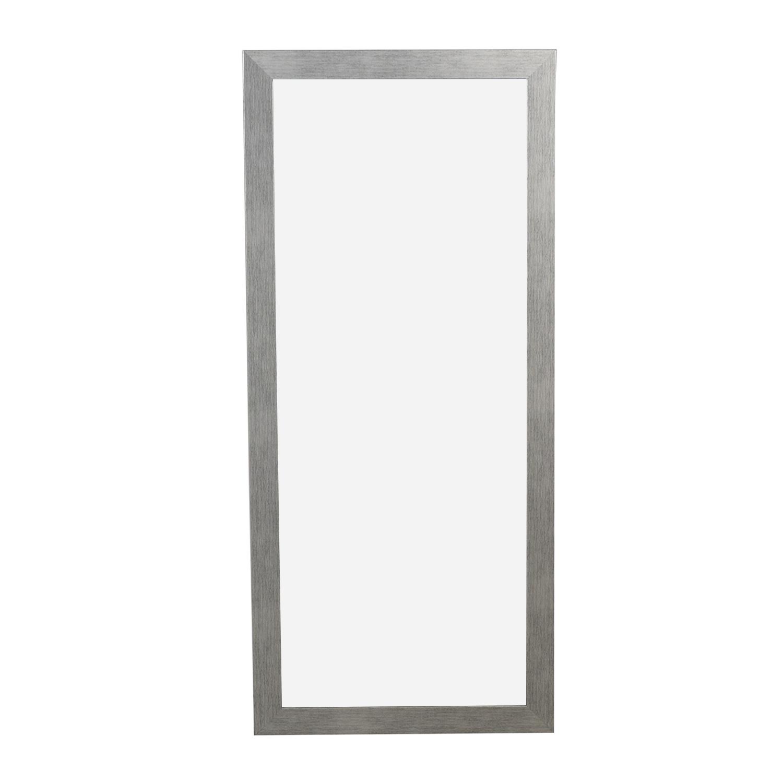 buy Brandt Furniture Framed Floor Mirror Brandt Furniture