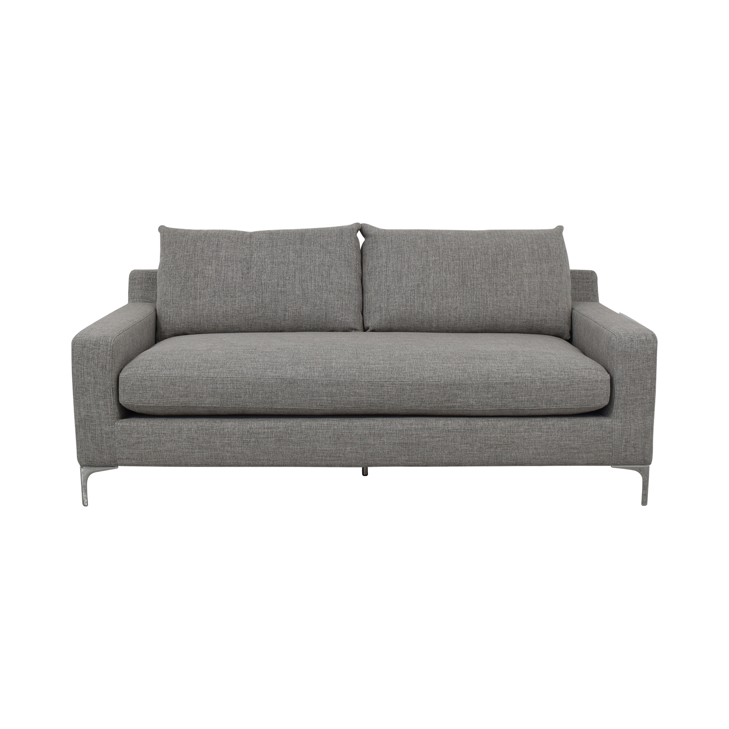 Interior Define Sloan Single Cushion Sofa dimensions