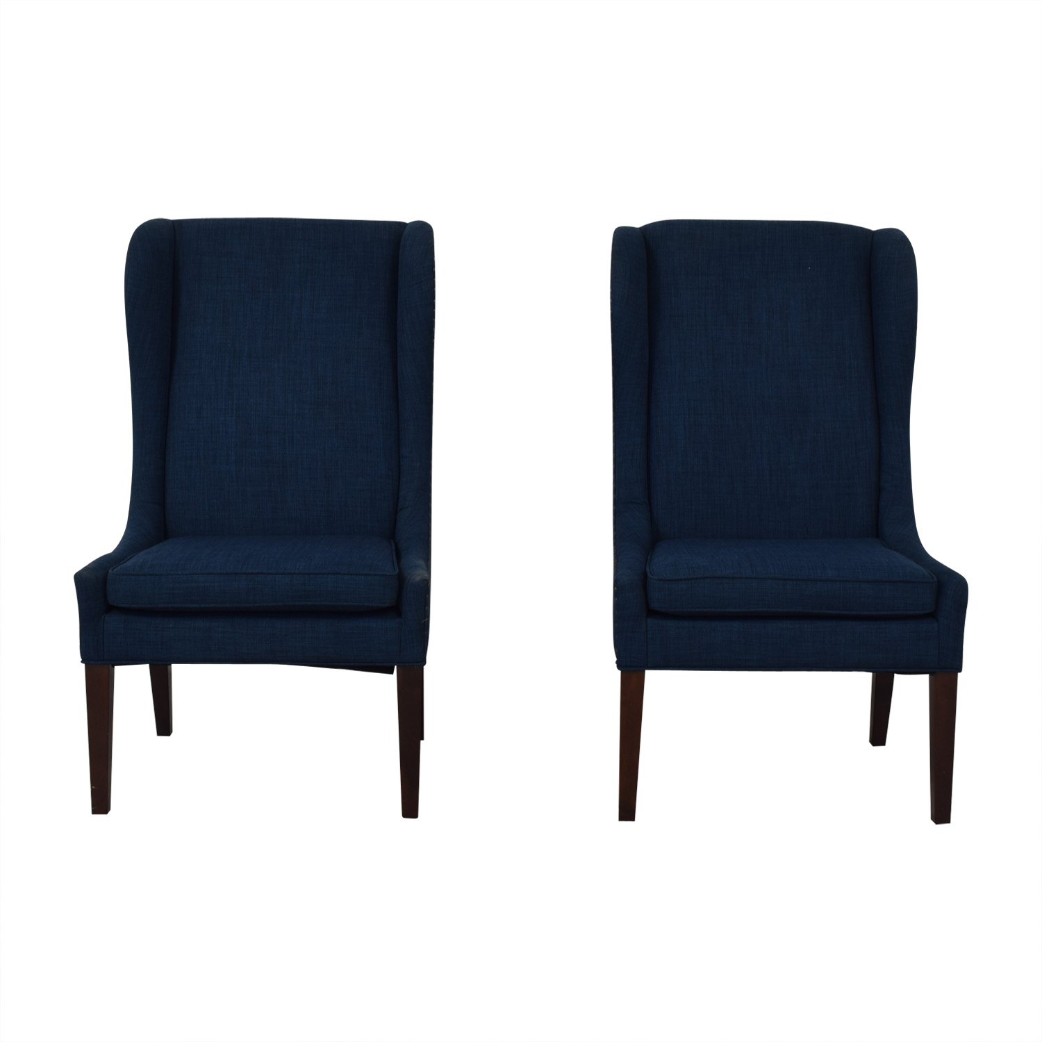 Macy's Blue Accent Chairs sale