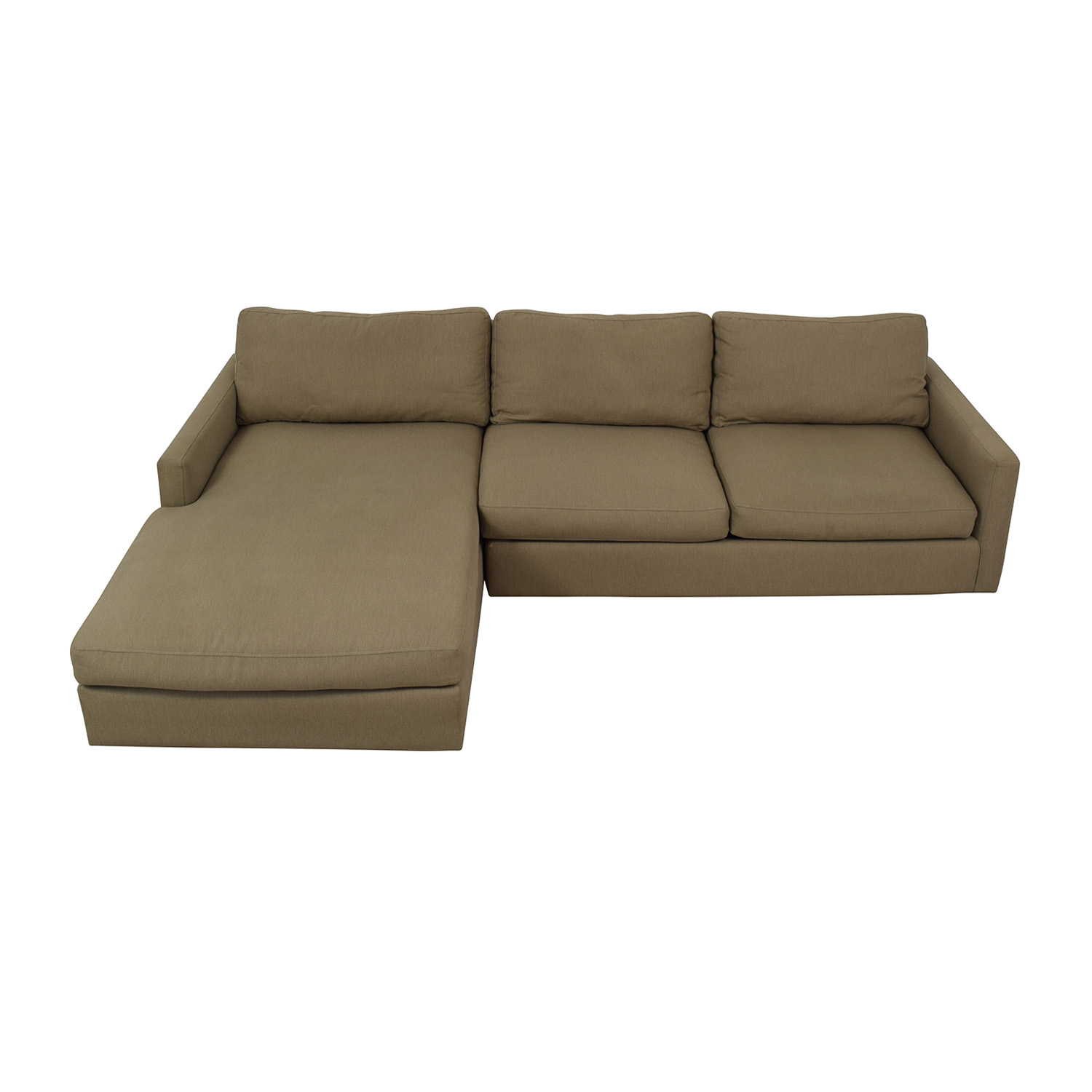 Room & Board Room & Board Easton Sofa with Left-Arm Chaise nyc