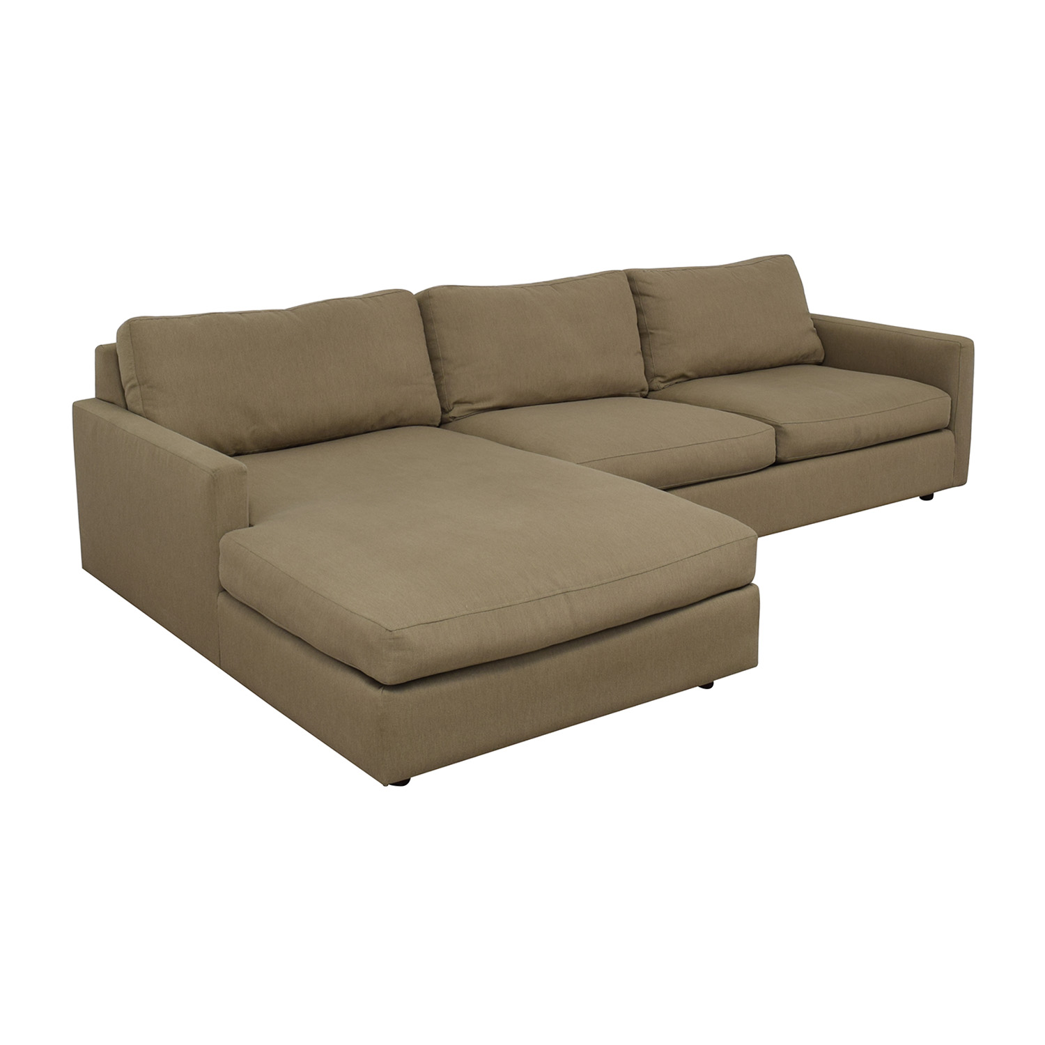 Room & Board Room & Board Easton Sofa with Left-Arm Chaise coupon