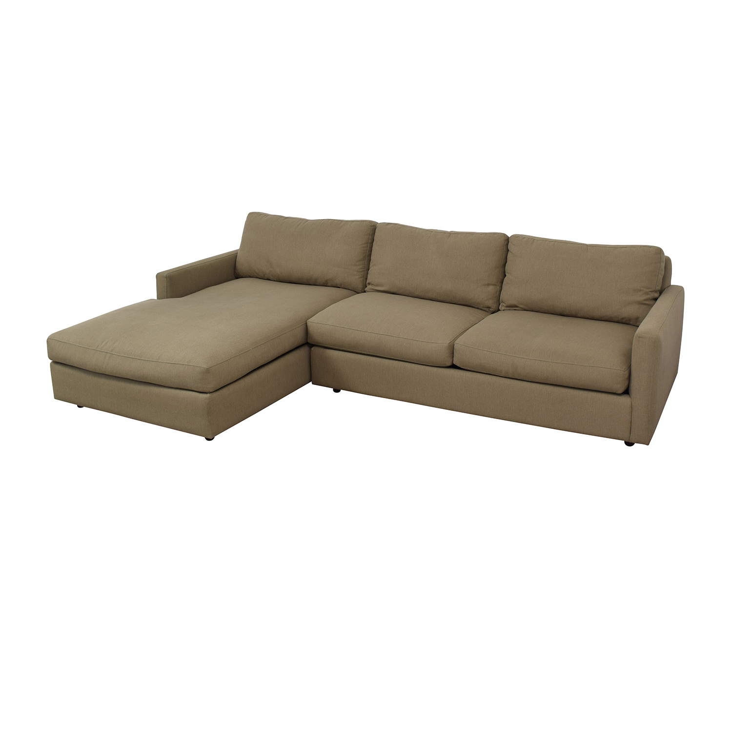 Room & Board Room & Board Easton Sofa with Left-Arm Chaise for sale