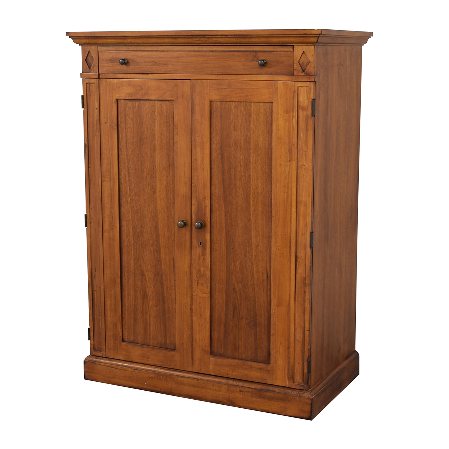 Romweber Wooden Entertainment Center Romweber