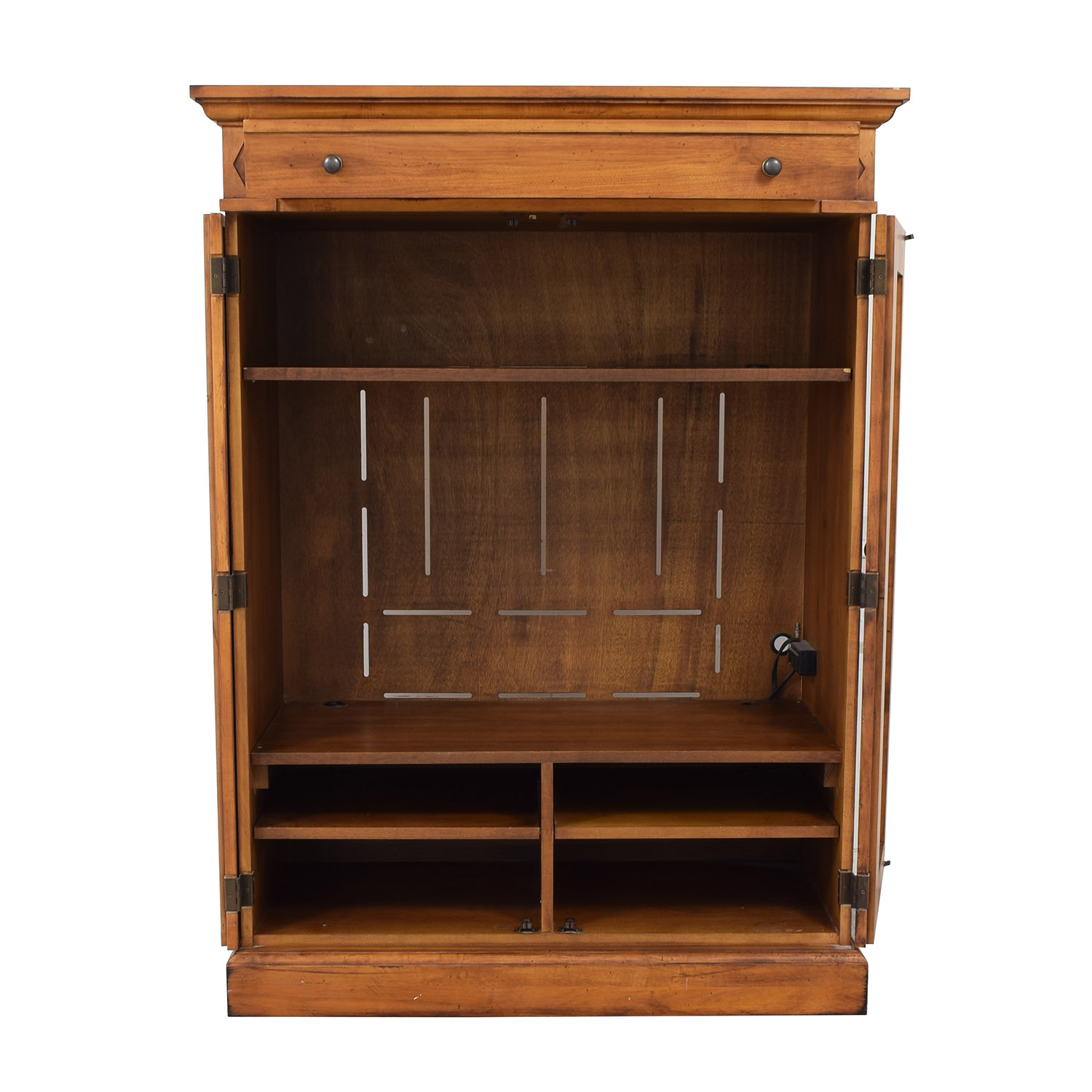 shop Romweber Romweber Wooden Entertainment Center online