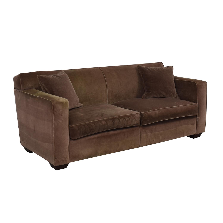 Classic Sofa Classic Sofa Custom Two Seat Sofa nj