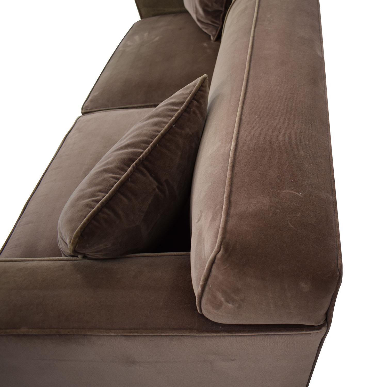 Classic Sofa Classic Sofa Custom Two Seat Sofa