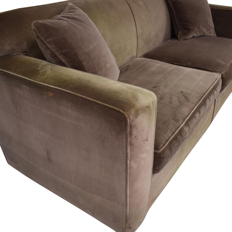 81% OFF - Classic Sofa Classic Sofa Custom Two Seat Sofa / Sofas