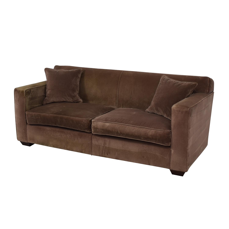 Classic Sofa Custom Two Seat Sofa sale