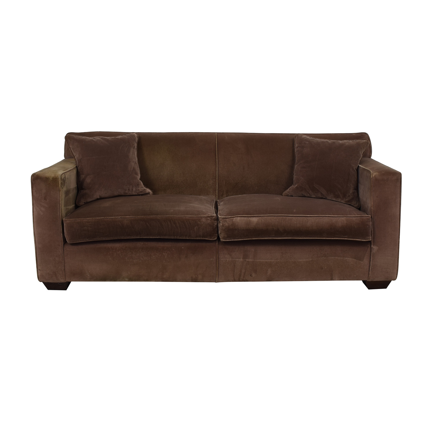 Classic Sofa Classic Sofa Custom Two Seat Sofa second hand