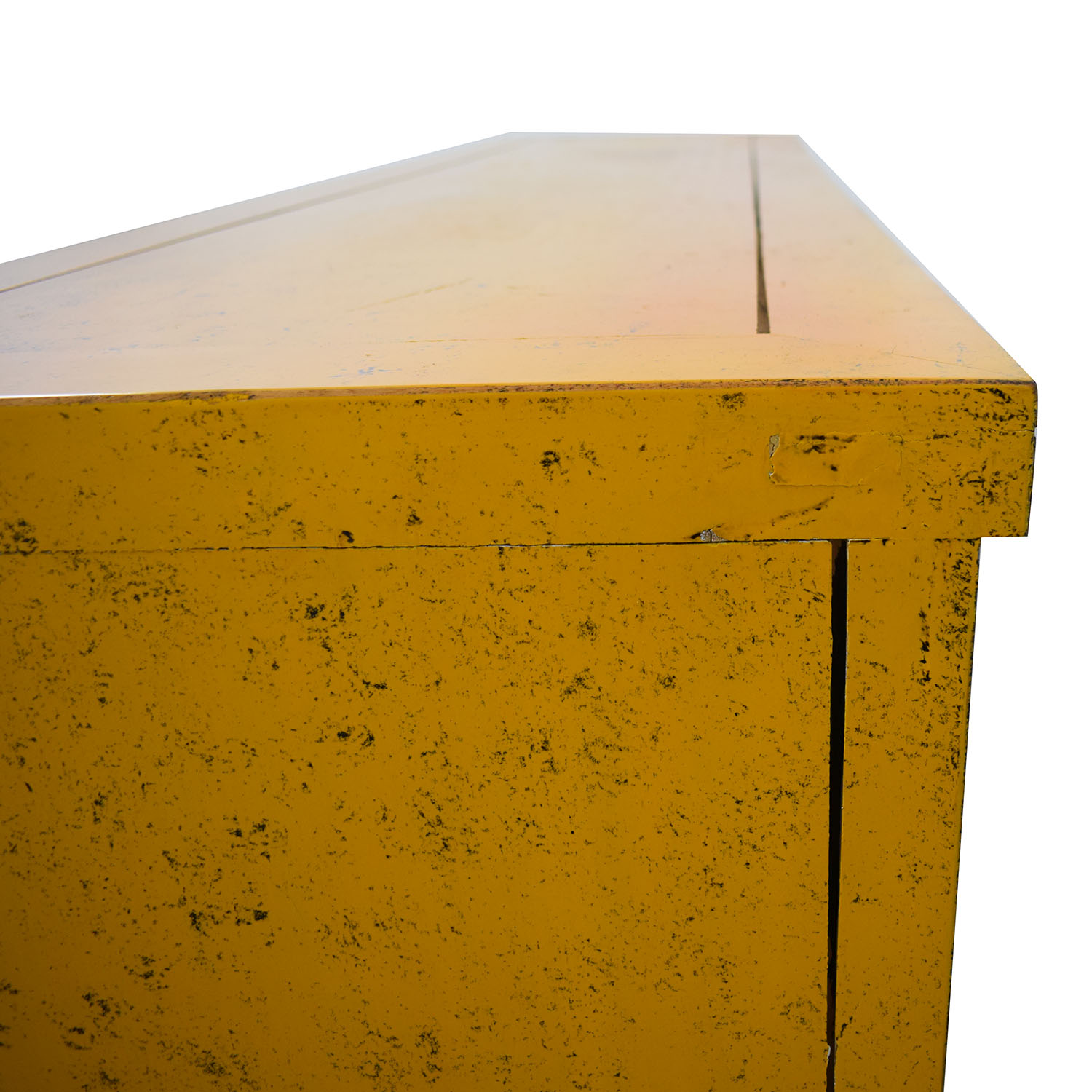 buy  Yellow Vintage Console Table online