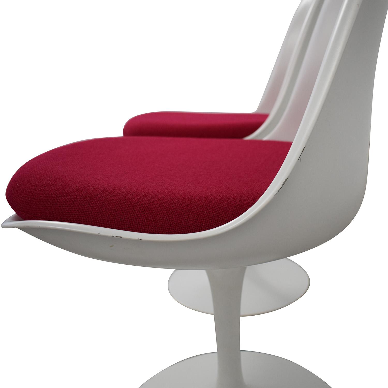 shop Organic Modernism Es Side Chairs Organic Modernism