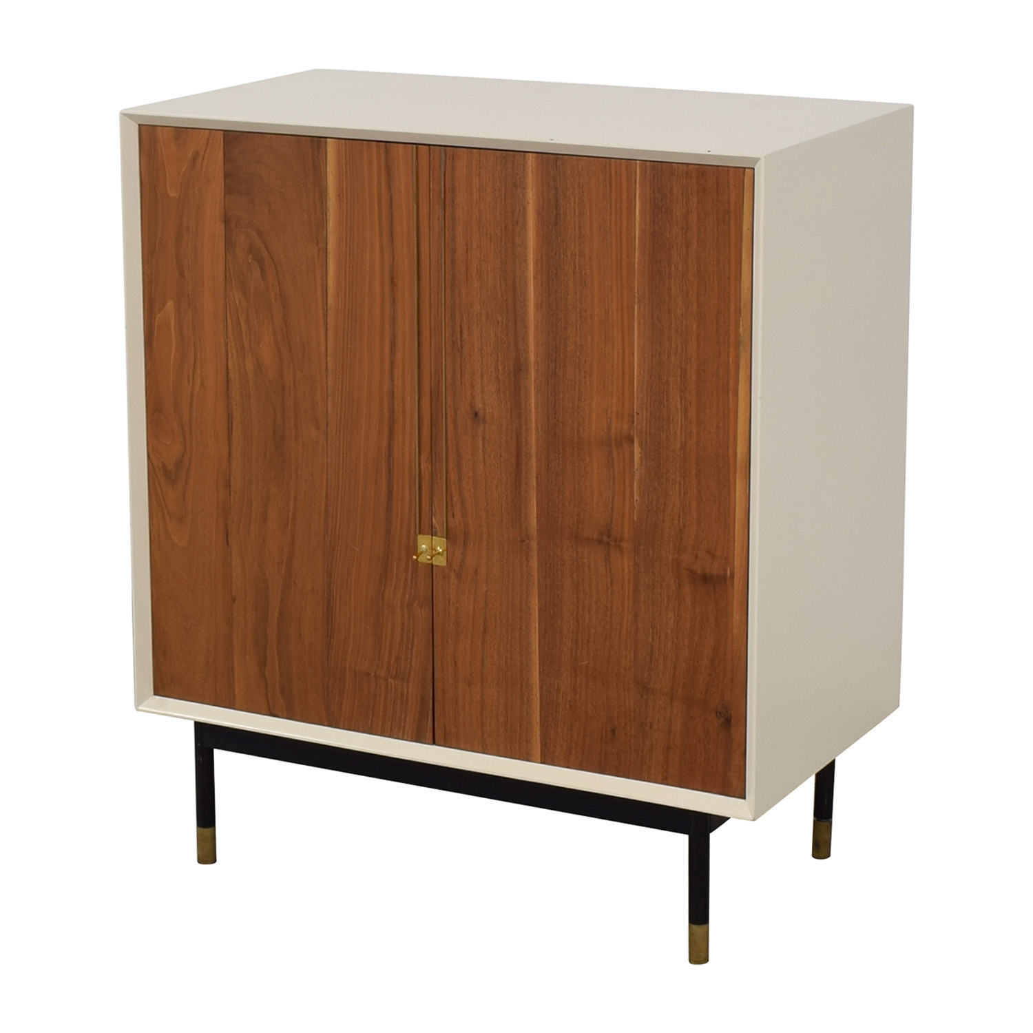 Organic Modernism Deco Credenza / Cabinets & Sideboards