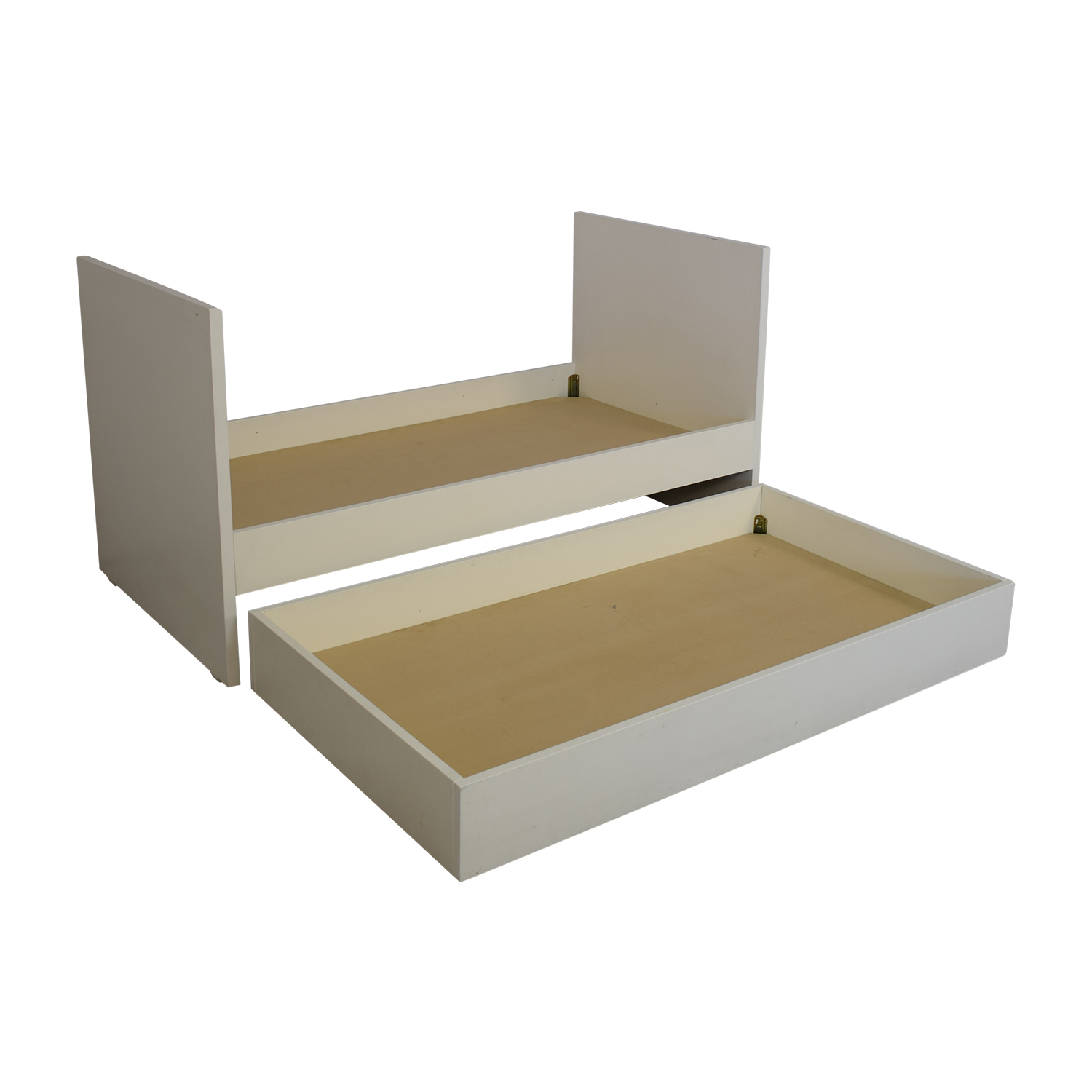 shop Room & Board Twin Child's Bed with Trundle Room & Board Beds