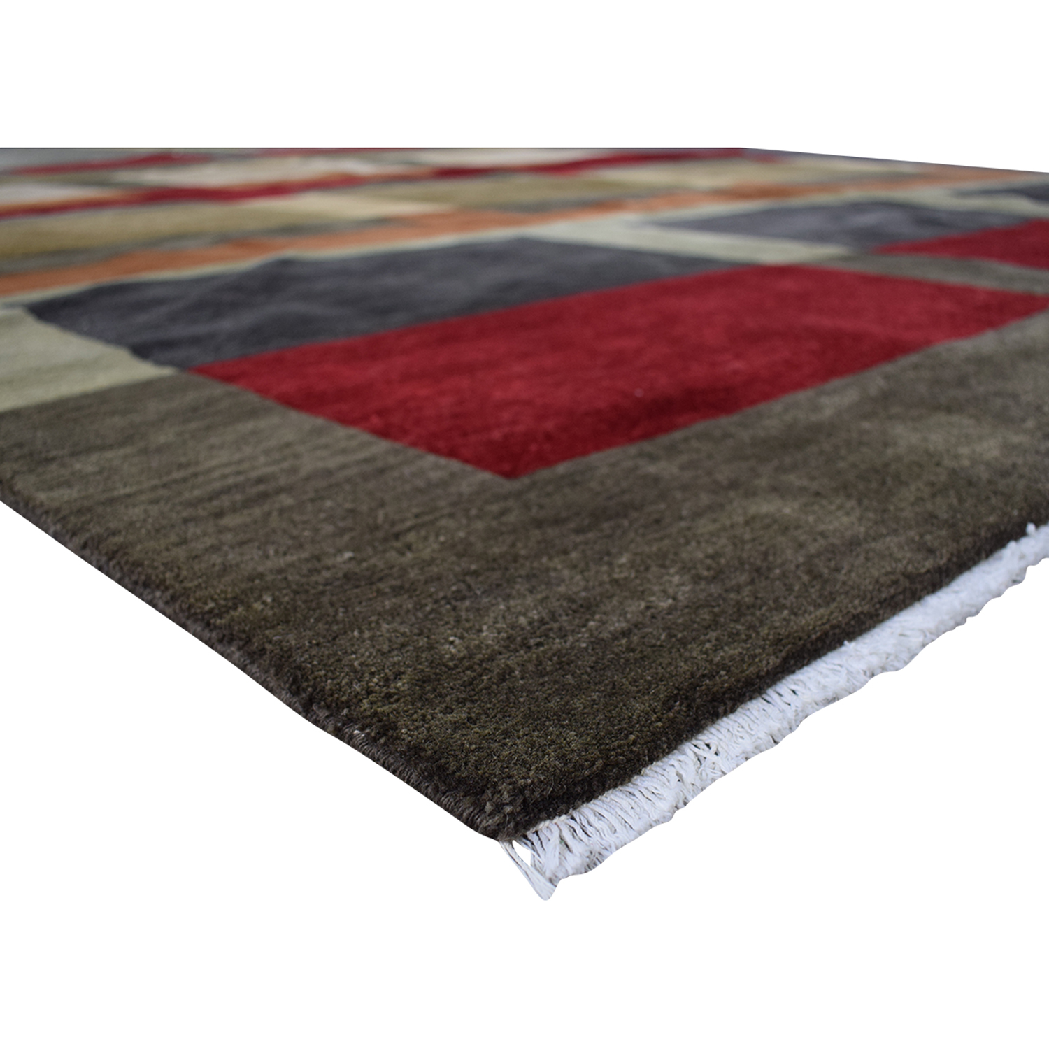 Ethan Allen Intersect Area Rug / Rugs