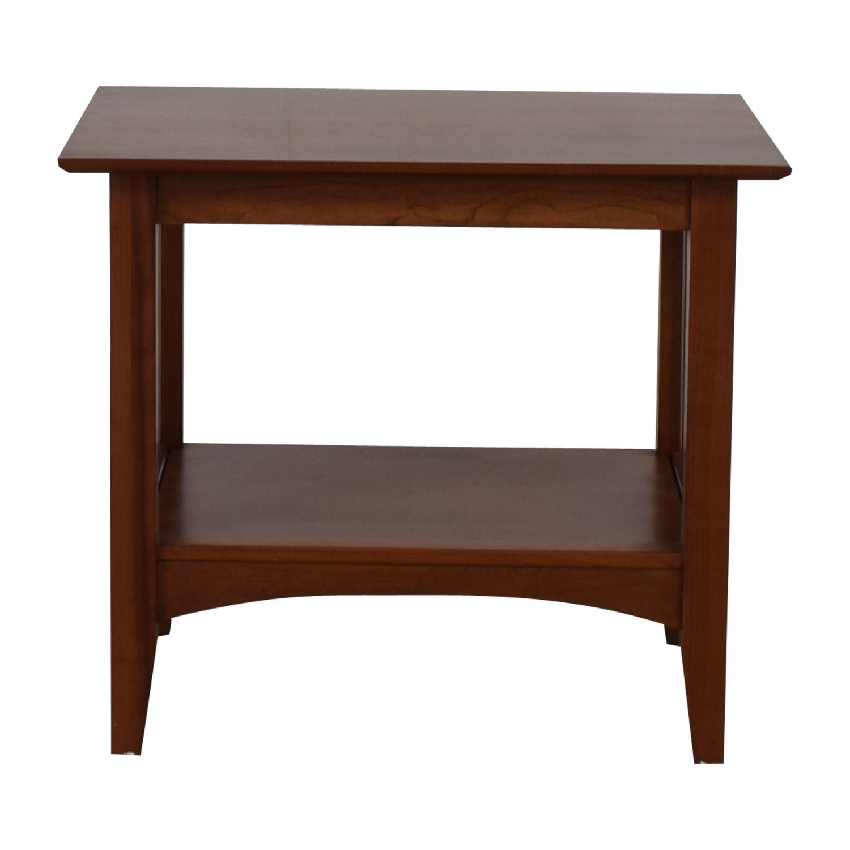 Ethan Allen End Table / End Tables