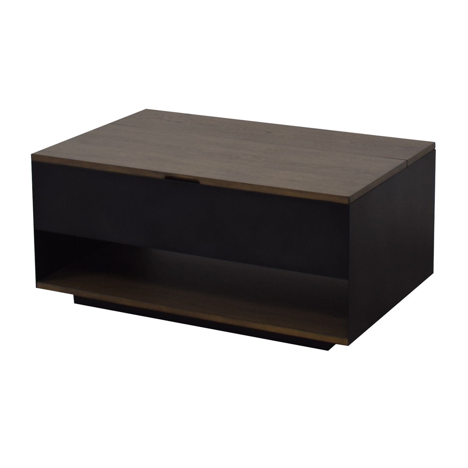 West Elm West Elm Massaro Pop Up Coffee Table dimensions