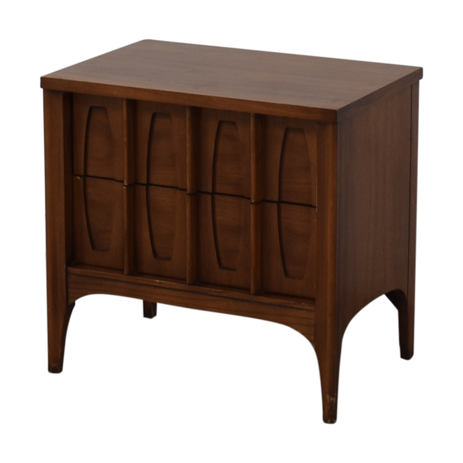 Kent Coffey Kent Coffey Mid Century Night Stand