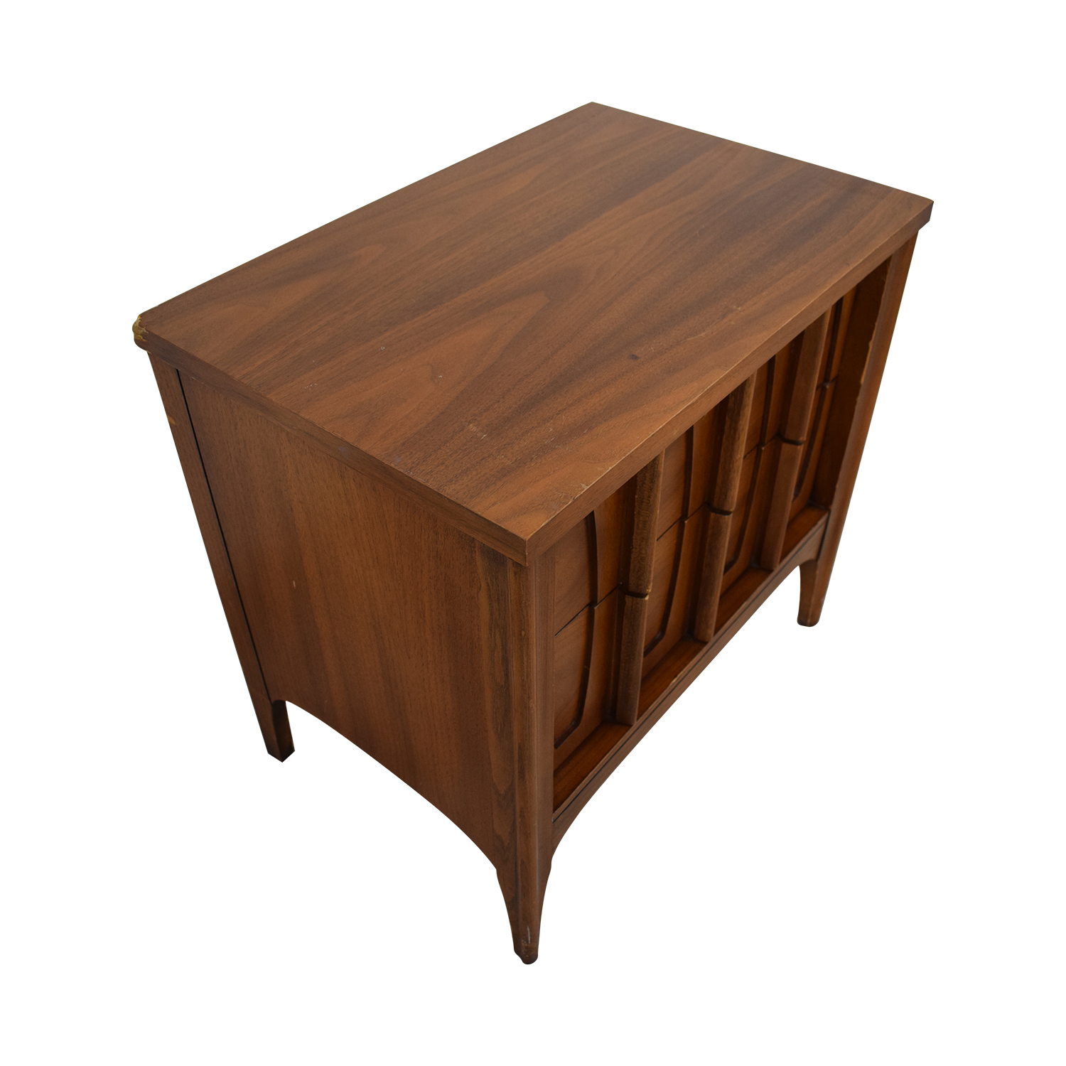 Kent Coffey Kent Coffey Mid Century Night Stand End Tables