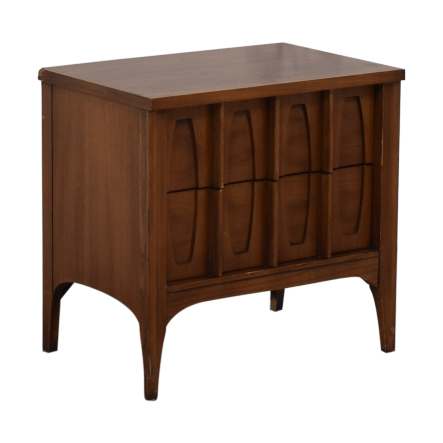 Kent Coffey Kent Coffey Mid Century Night Stand nj