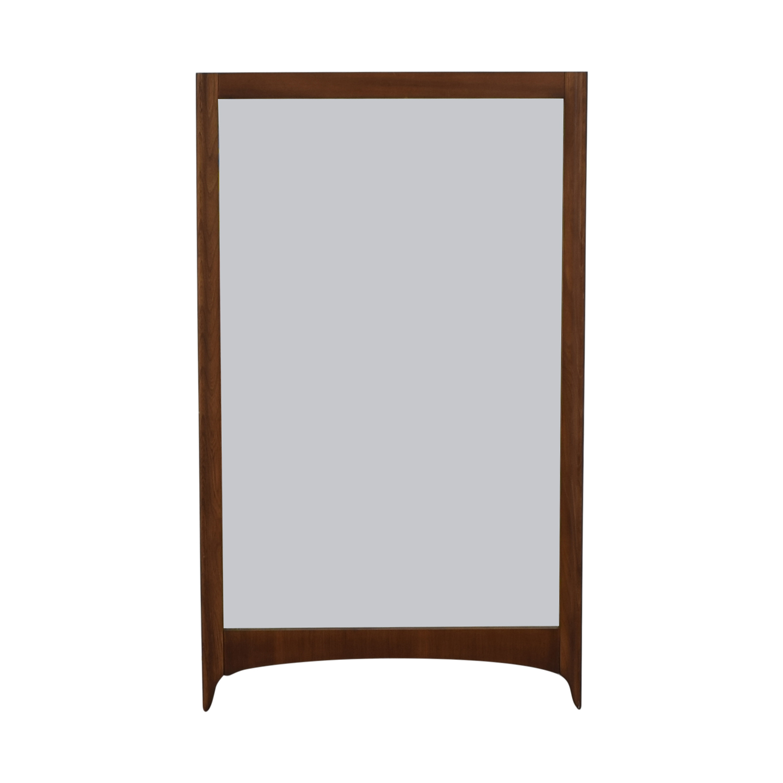 buy Union Mirror Company Mid Century Mirror  Mirrors