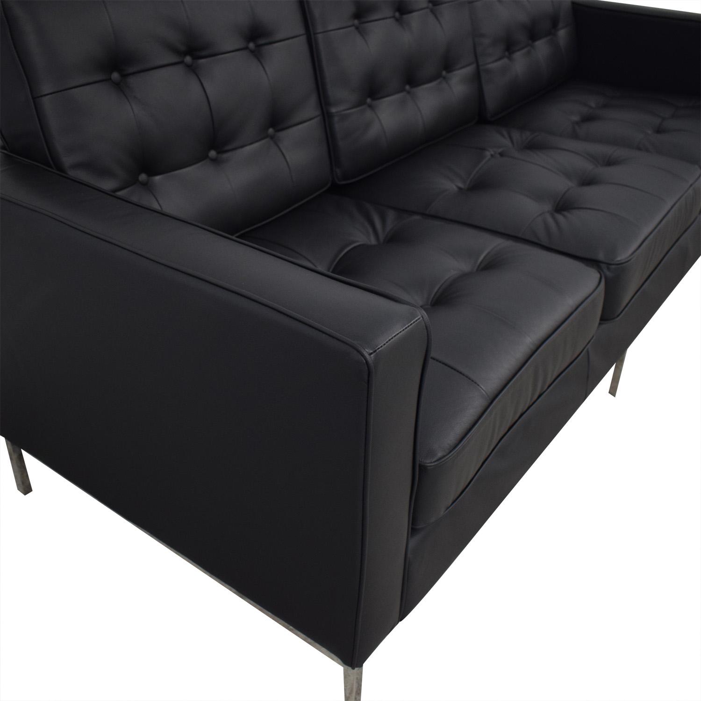 LeisureMod LeisureMod Florence Style Mid Century Modern Sofa price