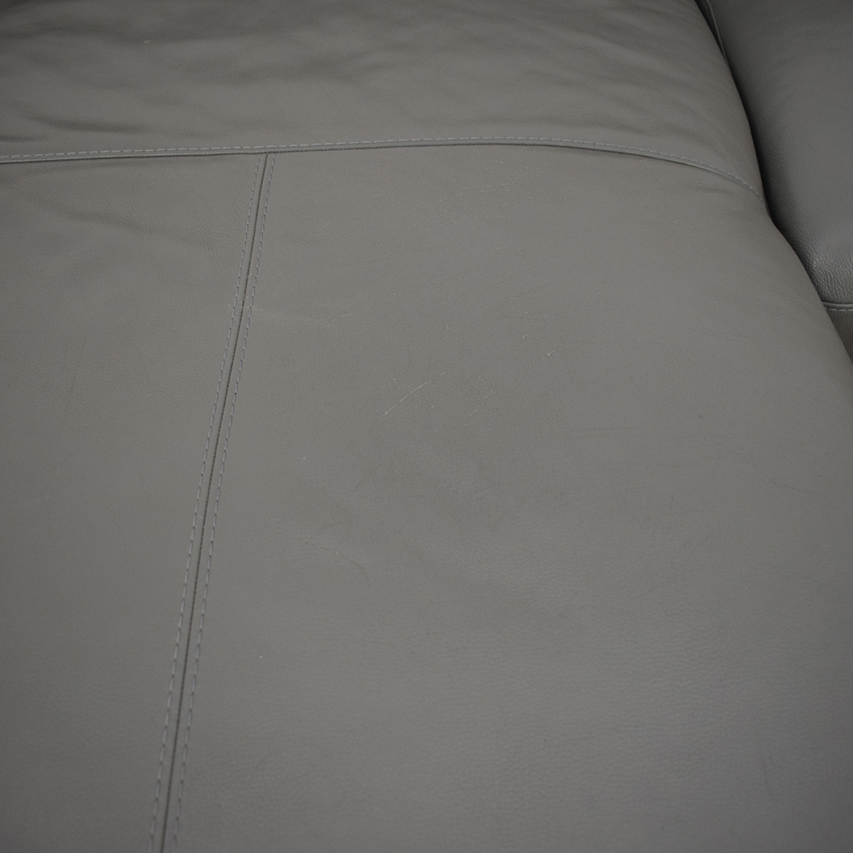 shop Tui Lifestyle Tui Lifestyle Grey Signature Sectional Sofa online