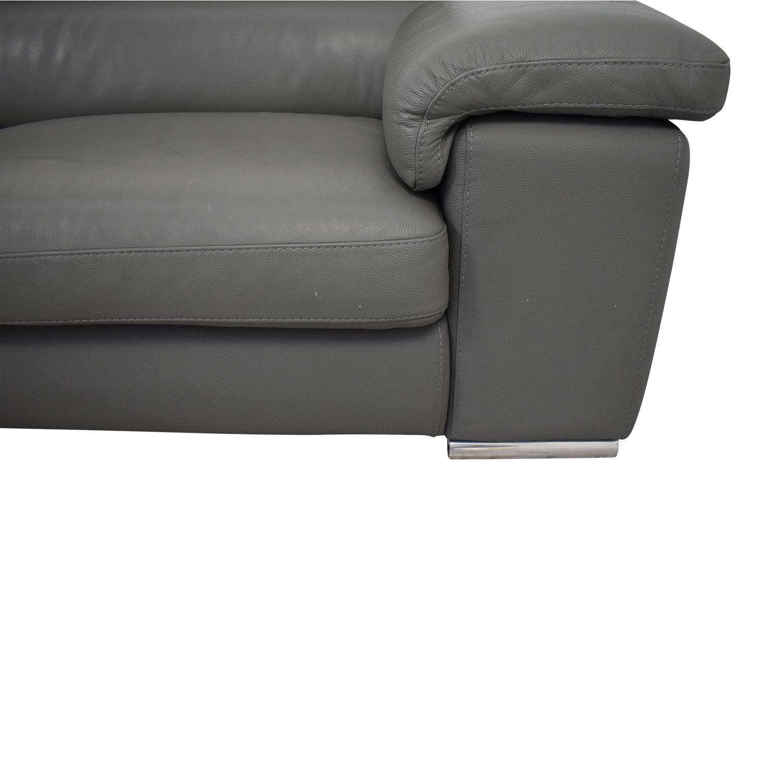 Tui Lifestyle Tui Lifestyle Grey Signature Sectional Sofa Sofas