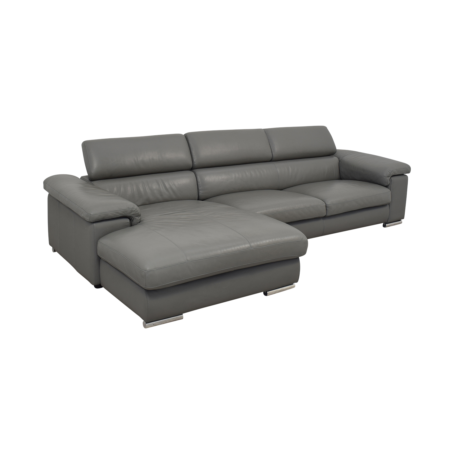 Tui Lifestyle Grey Signature Sectional Sofa / Sectionals