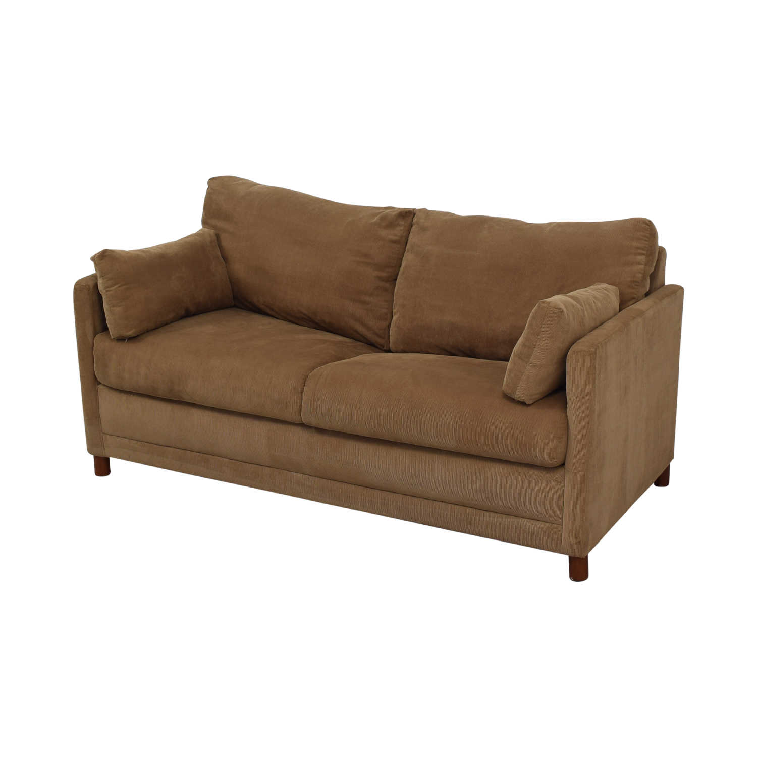 Jennifer Furniture Corduroy Loveset