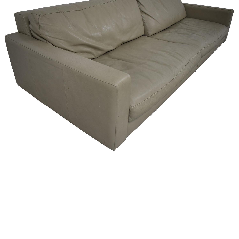 Room & Board Room & Board Hess Leather Sofa
