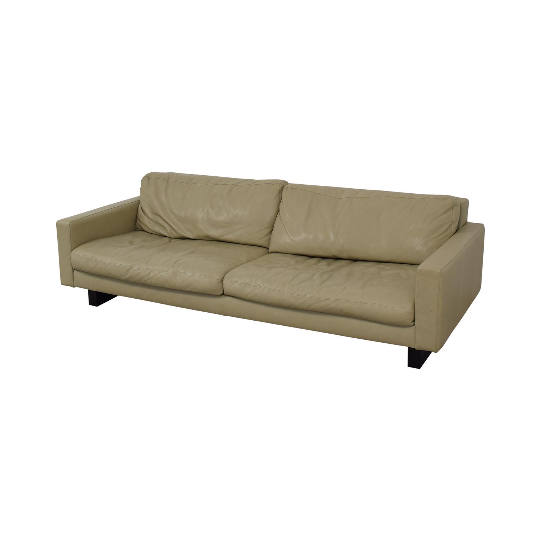 Room & Board Room & Board Hess Leather Sofa price
