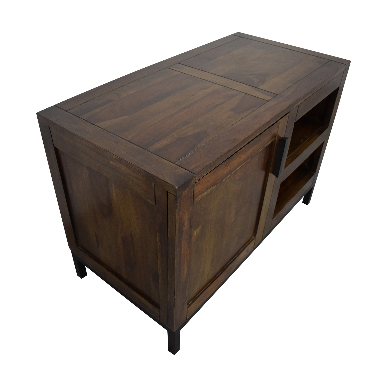 Crate & Barrel Crate & Barrel Wyatt Media Console price