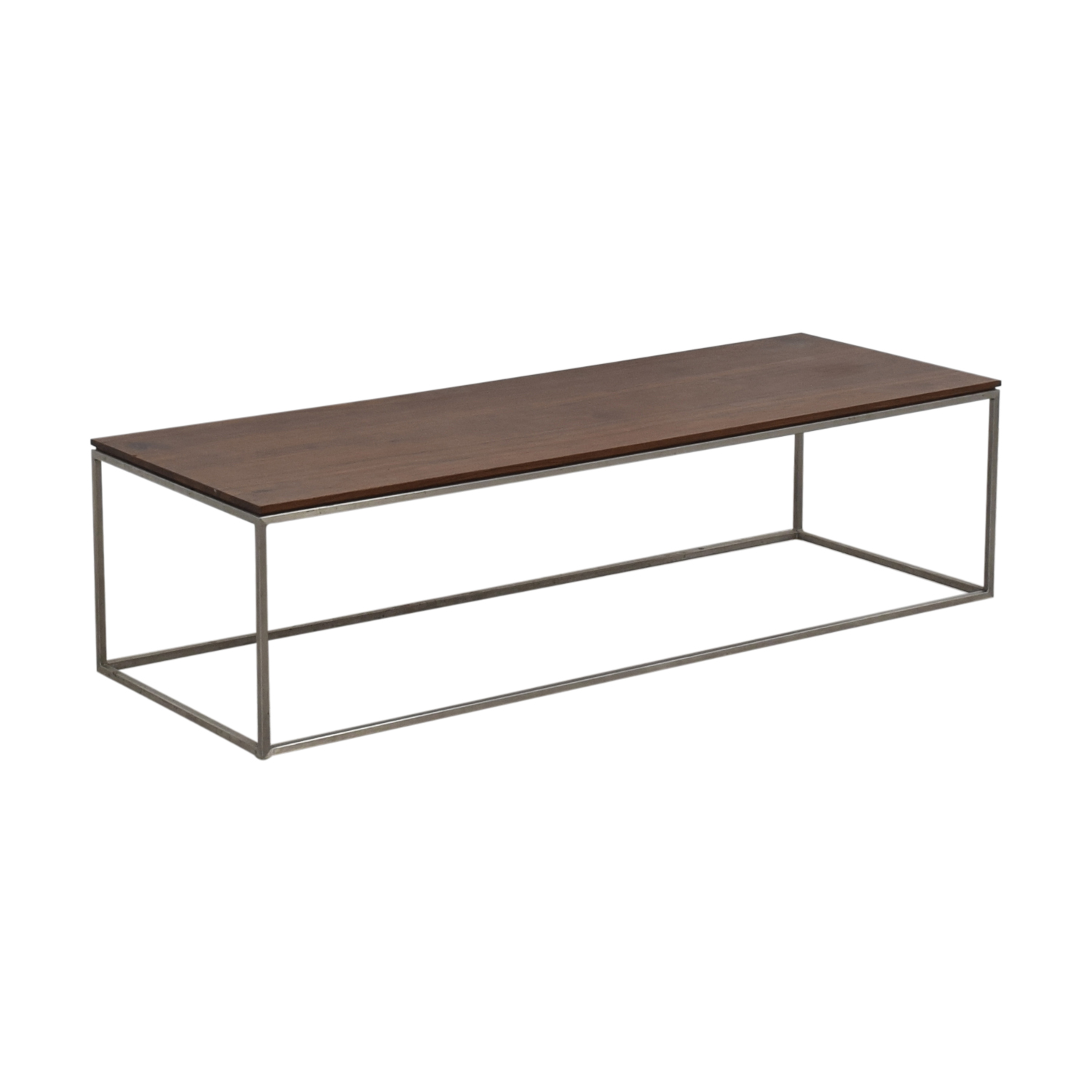 Crate & Barrel Crate & Barrel Frame Coffee Table