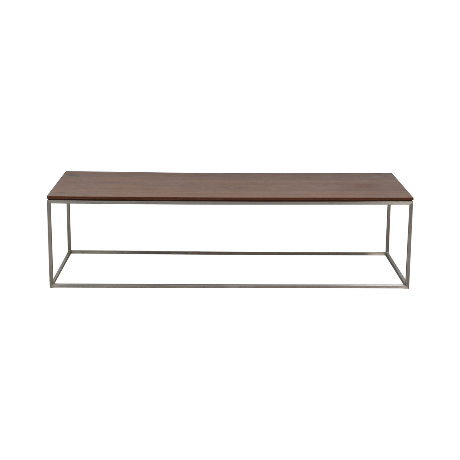Crate & Barrel Crate & Barrel Frame Coffee Table price