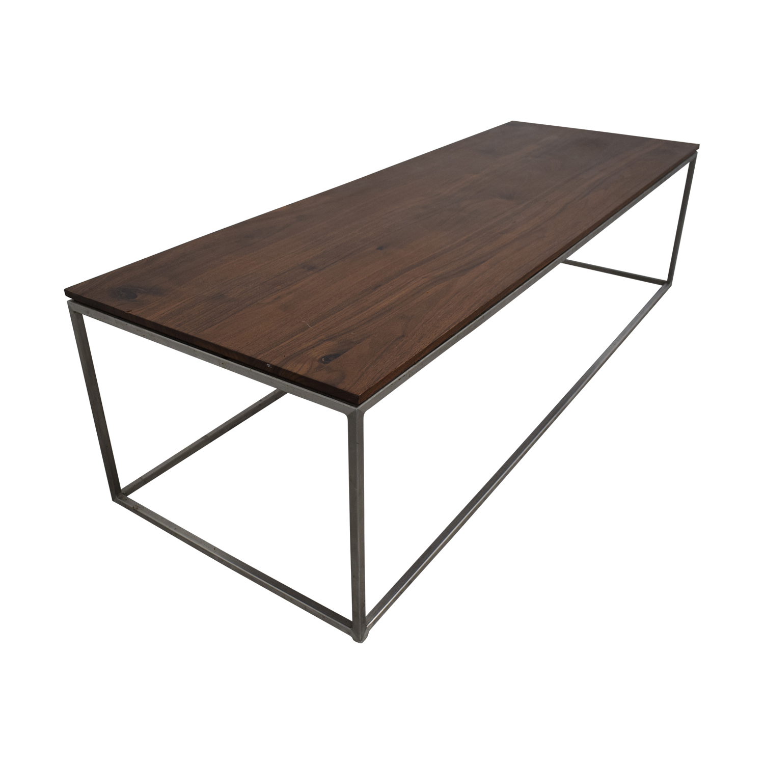 Crate & Barrel Crate & Barrel Frame Coffee Table Coffee Tables