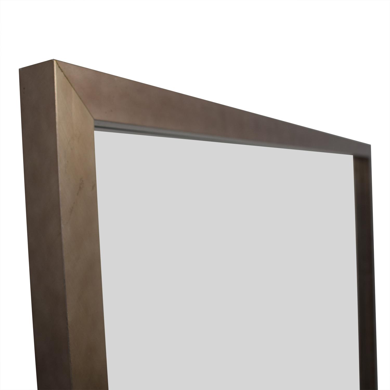 Larson-Juhl Larson-Juhl Silver Frame Mirror gray